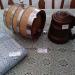 Weavings. Wood Mug _ Keg_